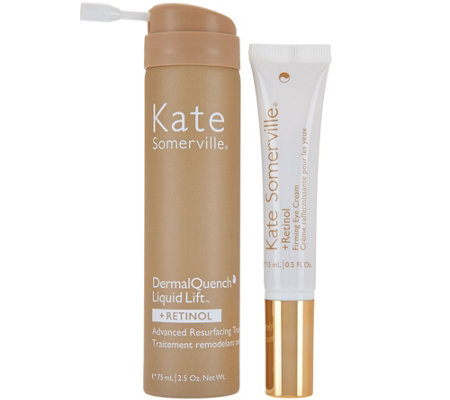 Kate Somerville Powered With Retinol Duo For Face Eye Auto Delivery