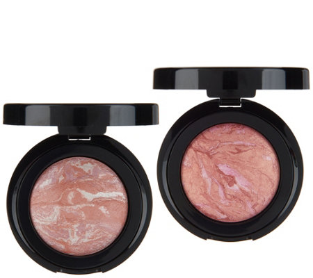 Laura Geller Blush- -N-Brighten Duo