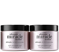 philosophy ultimate miracle worker spf 30 moisturizer duo - A309252