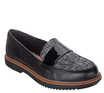Clarks Leather Slip-On Loafers - Raisie Arlie - A310052