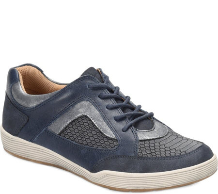 Comfortiva Lace-Up Sneakers - Lemont