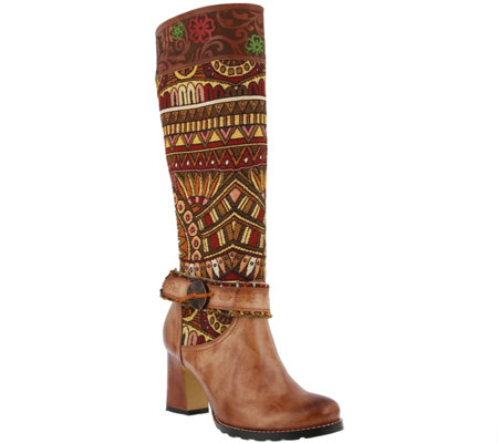 Spring Step L'Artiste Tall Boots -  Natalia