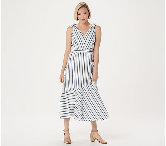 Sam Edelman Striped Maxi Dress