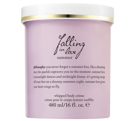 philosophy summer whipped body creme, 16 fl oz