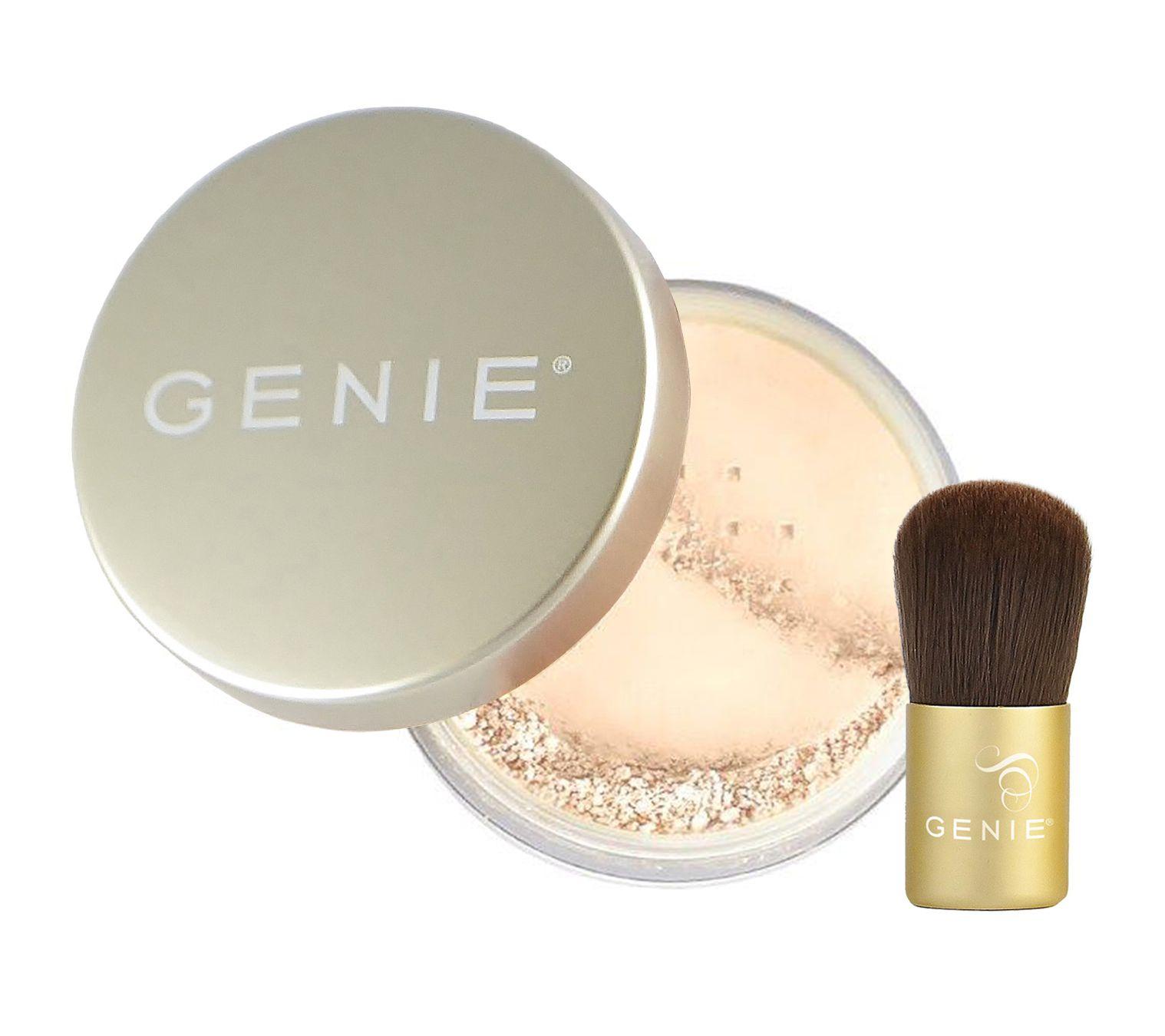 Genie Full Coverage Mineral Foundation