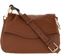 Vince Camuto Small Leather Crossbody -Clem - A342453