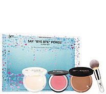 IT Cosmetics Bye Bye Pores Poreless Finish 4-Pc Holiday Set & Gift Box - A343853