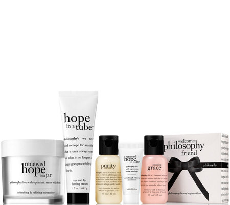 philosophy supersize renewed hope & hope in a tube