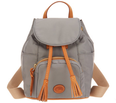 Dooney & Bourke Miramar Nylon Small Murphy Backpack