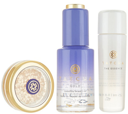 TATCHA Nourishing Gold Camellia Beauty Collection Auto-Delivery