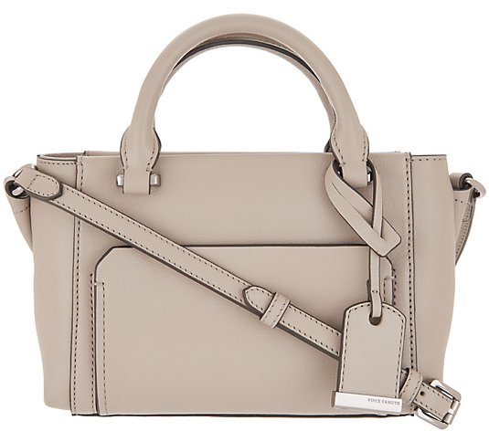 Vince Camuto Leather Crossbody Bag - Lina