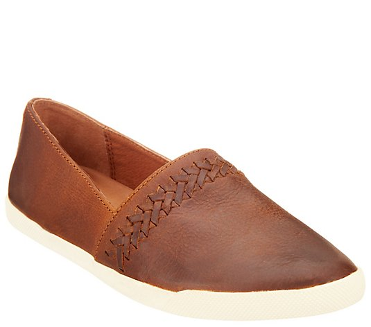 frye & co. Leather Slip-on Shoes - Cody