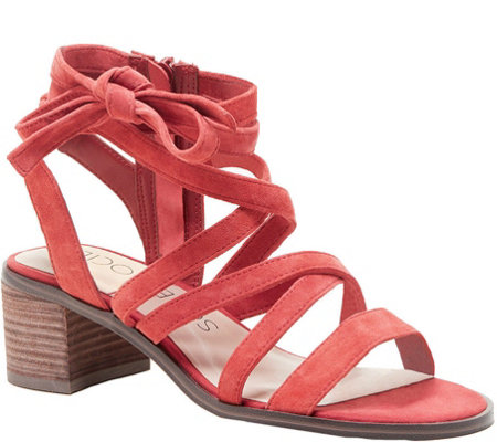 Sole Society Strappy Sandals - Pasha