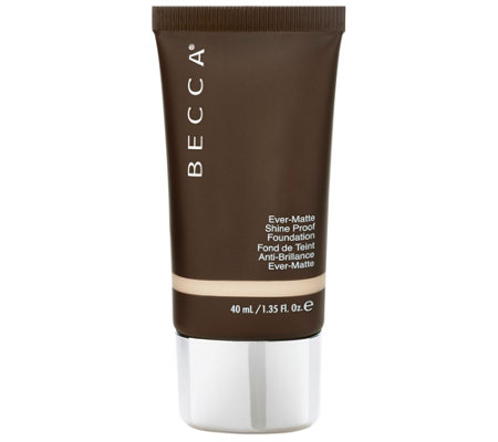 BECCA Ever-Matte Shine Proof Foundation 1.35 floz