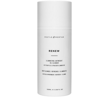 Pestle Mortar Renew Gel Cleanser