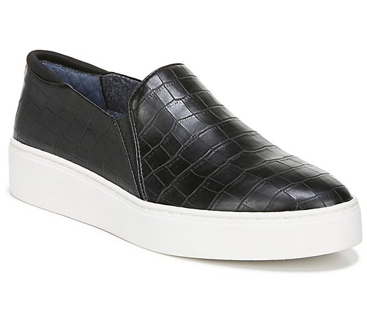 Dr. Scholl's Platform Slip-On Sneakers - Downtown