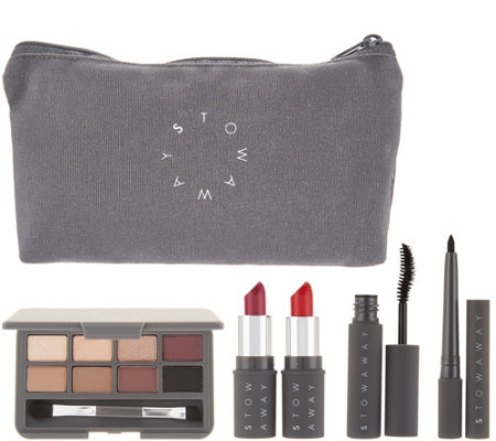 Stowaway Day to Night 5-piece Collection w/ Bag