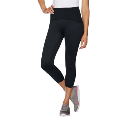 Spanx Active Compression Crop Leggings