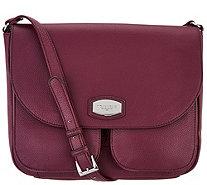 Tignanello Pebble Leather Large Crossbody Handbag A296555