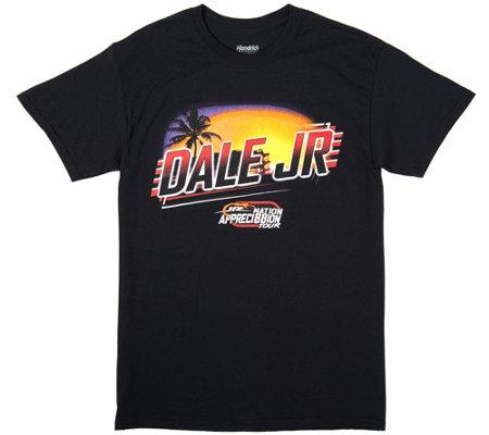 Dale Earnhardt Jr. Men's Hendrick Motorsports Graphic T-Shirt