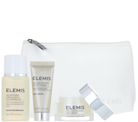 ELEMIS Pro-Definition 3-Piece Skincare Kit Auto-Delivery