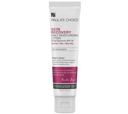 Paula's Choice Daily Moisturizing Lotion SPF 30