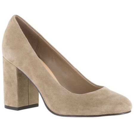 Bella Vita Leather Or Suede Pumps Nara