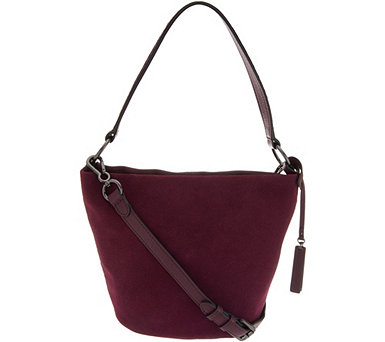 Vince Camuto Leather Bucket Bag - Suza - A342455