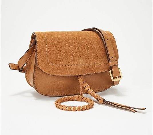 Vince Camuto Leather Belt Bag - Cory
