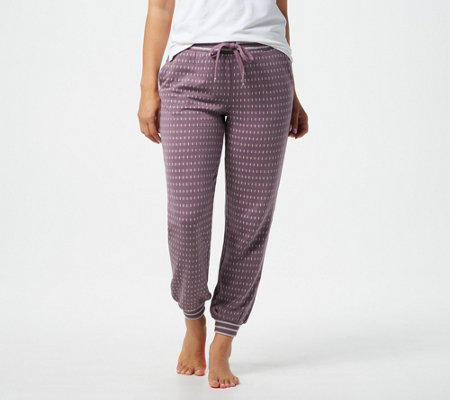 AnyBody Double Knit Jogger Pants