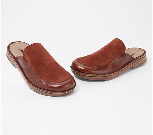 Naot Leather Mules- Procida