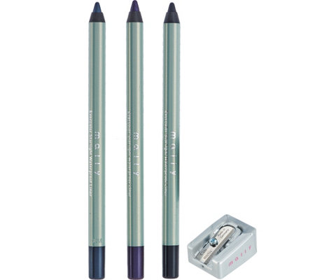 Mally Evercolor Starlight Eyeliner Trio