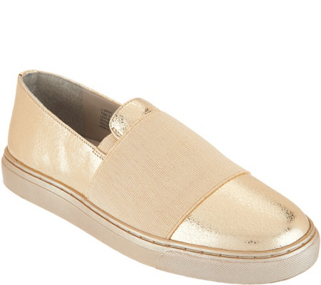 Lori Goldstein Collection Slip-On Tonal Sneakers