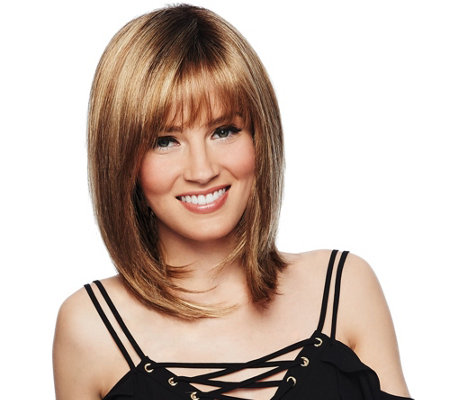 Hairdo So Voluminous Mid Length Textured Fringe Cut Wig Page 1