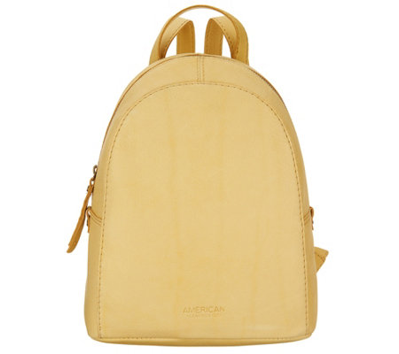 American Leather Co. Glove Leather Backpack- Knoxville