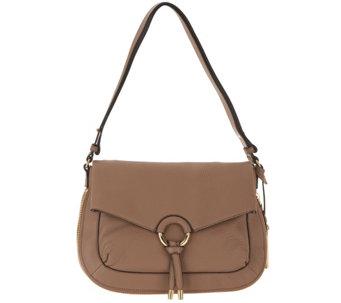 62ac04f71a1 Vince Camuto Leather Shoulder Bag - Adina - A308756