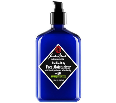 Jack Black Double-Duty Face Moisturizer SPF 20,8.5 oz