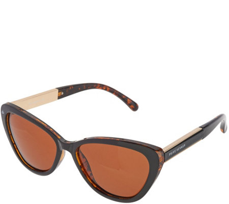 Prive Revaux Hepburn Cat-Eye Polarized Sunglasses