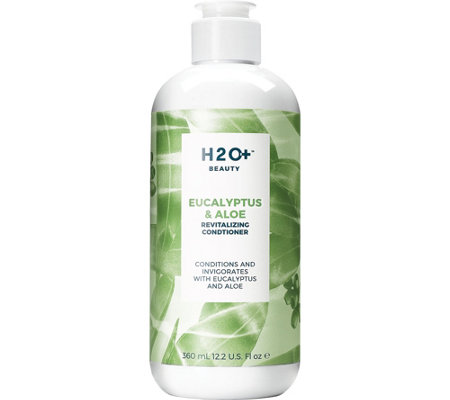 H2O+ Beauty Eucalyptus & Aloe Revitalizing Conditioner 12.2 o