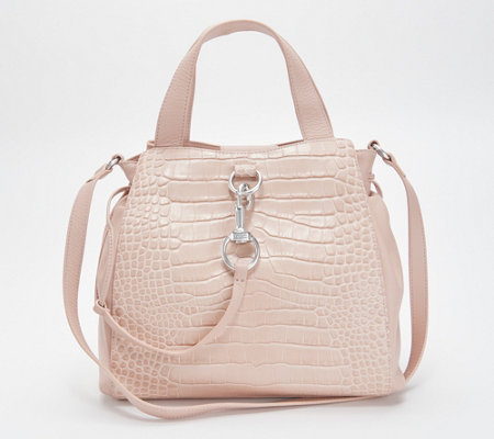 Vince Camuto Leather Satchel - Ames