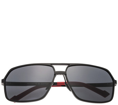 Breed Fornax Polarized Aluminum Sunglasses