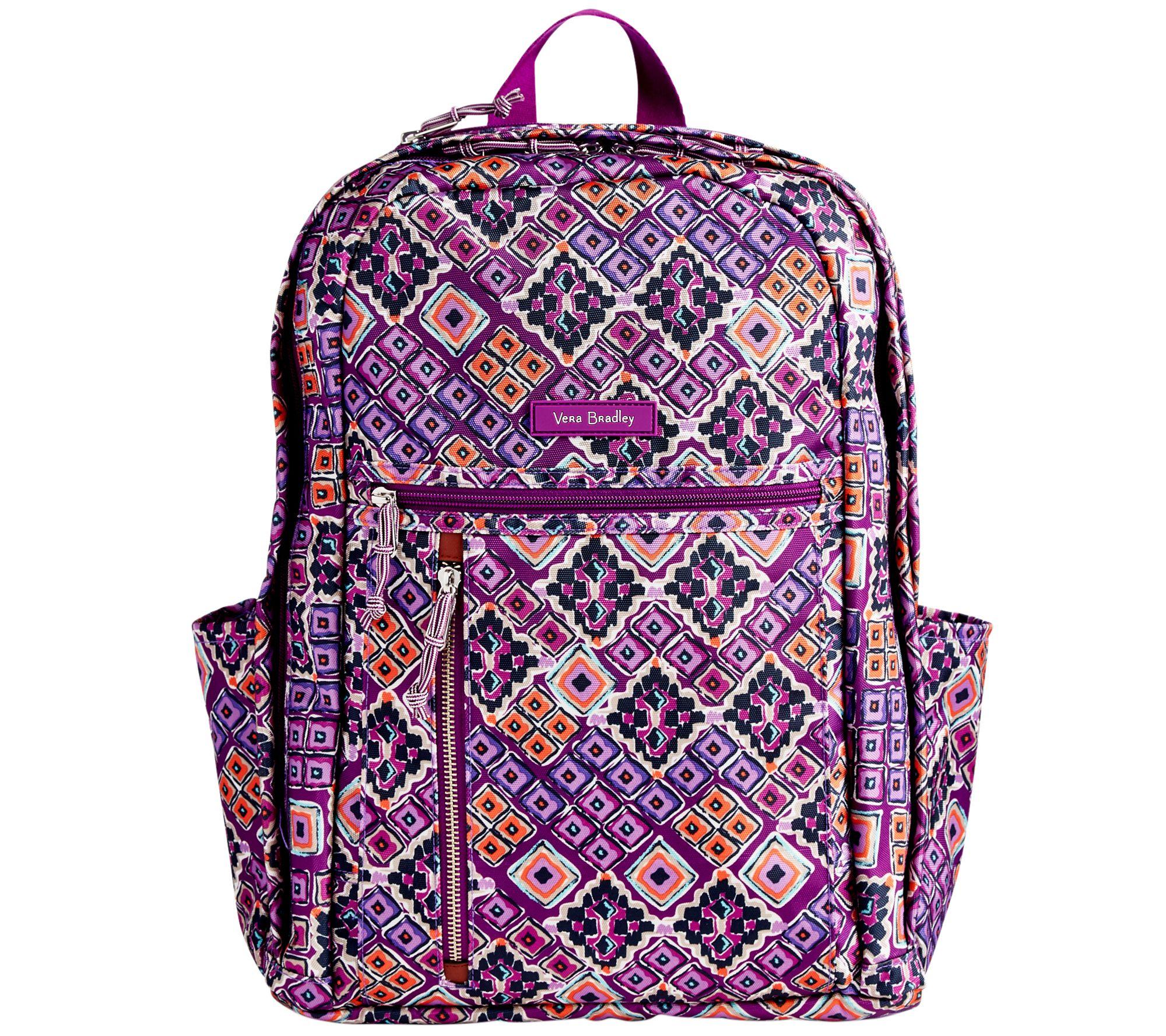 vera bradley book bags