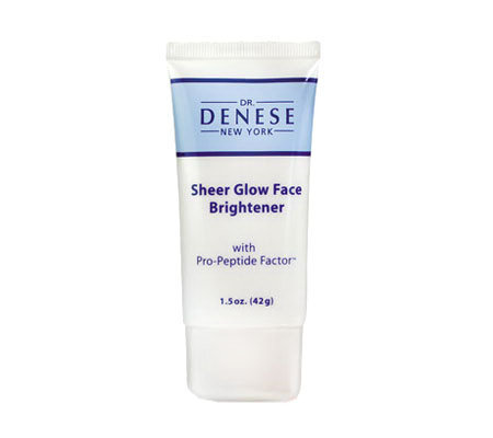 Dr. Denese Sheer Glow Face Brightener
