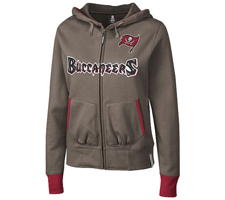 NFL Tampa Bay Buccaneers Women s Plus Size Chant Hooded Fleece 81ab17af9