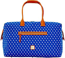 Dooney & Bourke MLB Dodgers Duffel Bag - A280257