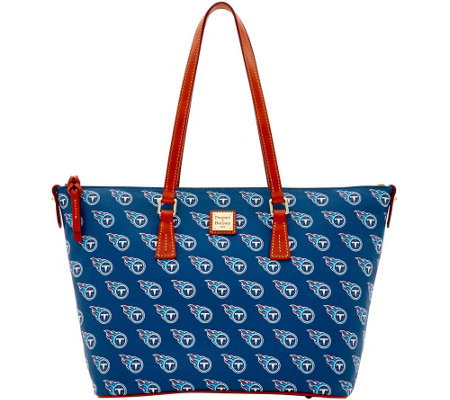 Dooney & Bourke NFL Titans Shopper