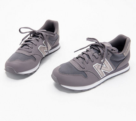 New Balance x Isaac Mizrahi Live! Lace-Up Sneakers - 510