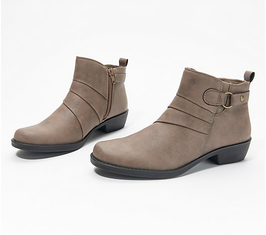 Easy Street Ankle Boots - Shanna