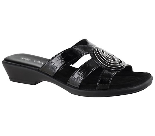Easy Street Slide-On Sandals - Thrive
