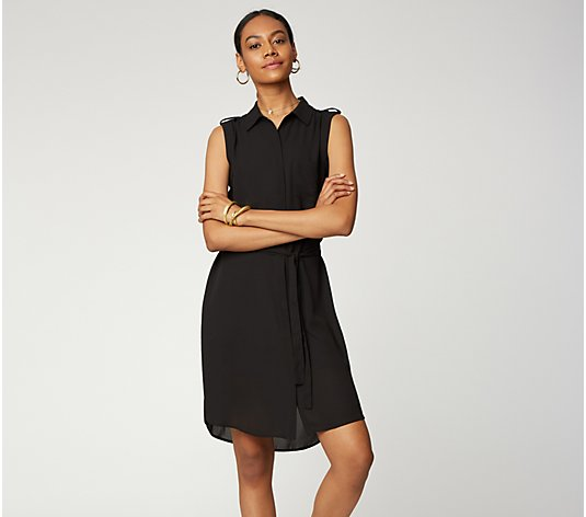 NYDJ Sleeveless Camp Dress